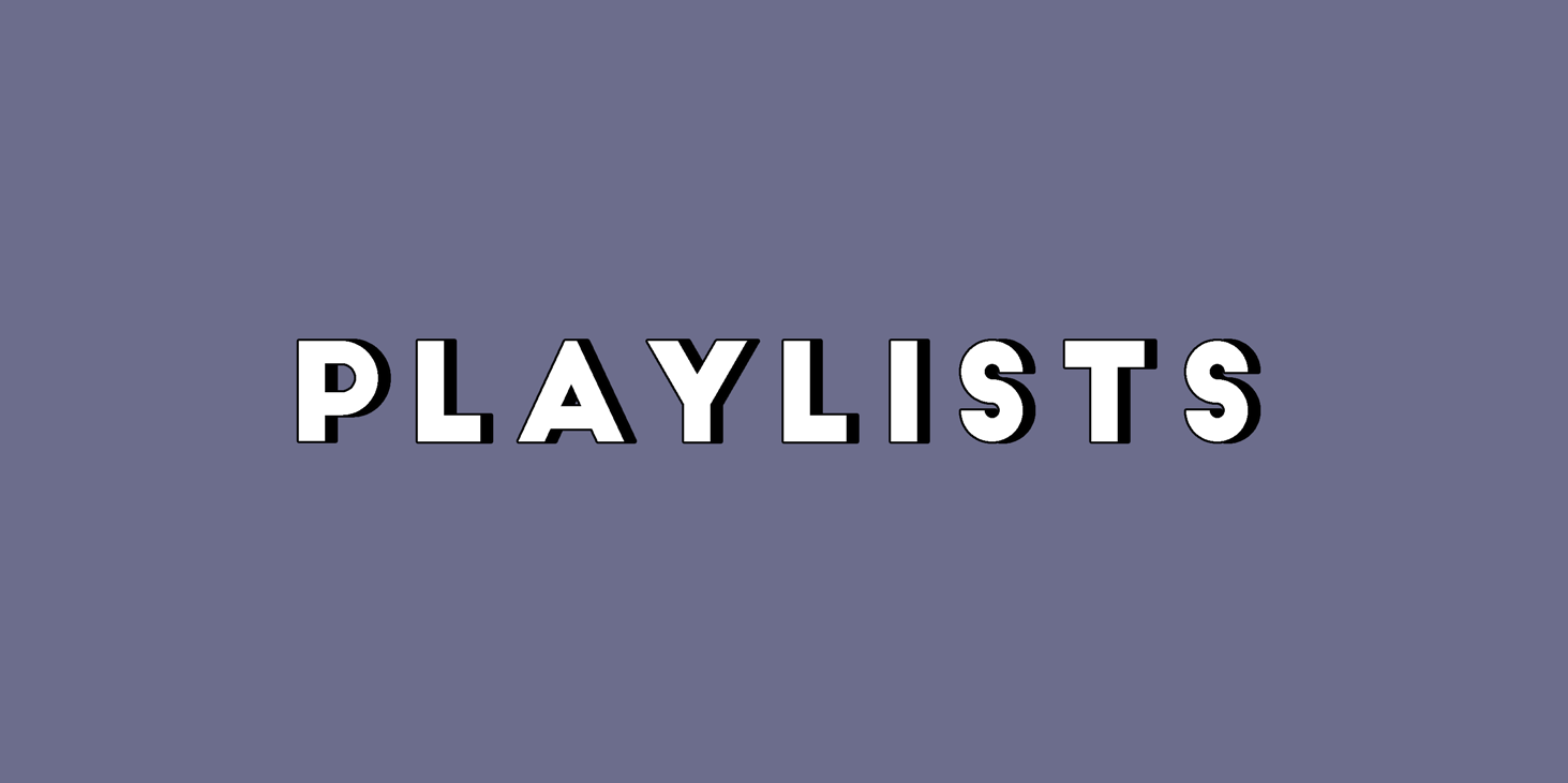 Playlist-Cover